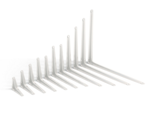 Кронштейн белый Palladium 250х200